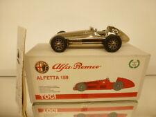 TOGI ALFA ROMEO ALFETTA 159 #25 - CHROME version 1:23 rare - VERY GOOD IN BOX