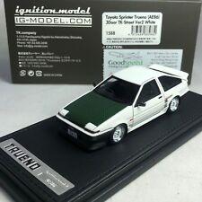 1/43 HPI IG Ignition Toyota Sprinter Trueno (AE86) 3Door TK-Street Ver.2 IG1588