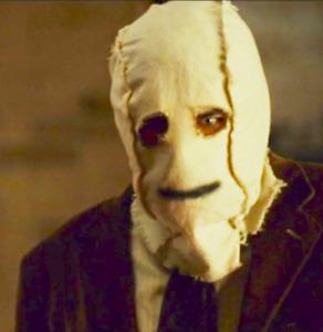 The Strangers Face mask sack Halloween Mask Dress Adult Costume decoration 2008
