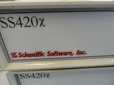 Scientific Software Inc, SS420X Interface Box