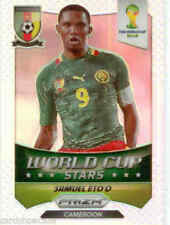 Prizm World Cup Refractor Sports Trading Cards & Accessories
