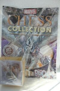 Eaglemoss Marvel Chess Collection Series 2 Number 45 Brood