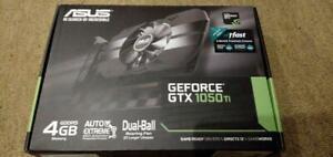 PH-GTX1050TI-4G Video card ASUS NVIDIA GeForce Overclocking memory 4GB  JP new