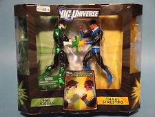 DC UNIVERSE CLASSICS GREEN LANTERN vs SINESTRO TWO PACK