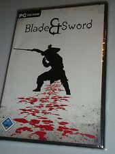 Blade & Sword PC CD-ROM nuevo 36 kung-fu ataques 40 levels lucha estrategia de juego