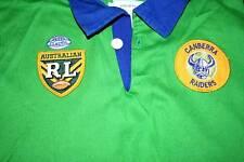 CANBERRA RAIDERS longsleeves Australian rugby size 34
