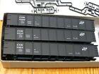 "Accurail HO 1216 C NW 3pk 41' 6"" Steel Gondola kit Form"