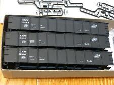 "Accurail HO #1216 C&NW (3pk) 41' 6"" Steel Gondola (kit Form)"