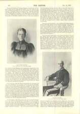 1896 Viscount Hampton Crown Studio Sydney Comtesse delawarr