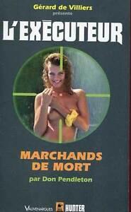 DON PENDLETON: L'EXECUTEUR N°218. ED VAUVENARGUES. 2005.