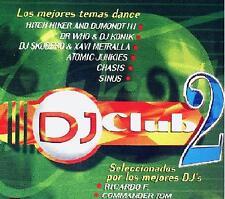 LPx3 - DJ Club 2 - Various (BIT MUSIC SPAIN *MAKINA +TECHNO +TRANCE COMPILED) NM