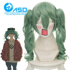 VOCALOID Sand Planet Hatsune Miku Anime Cosplay Costume Hair Wig +Hairnet Cos