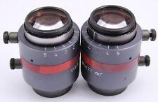 Wild Heerbrugg 10x 21 Microscope Eyepieces 30mm Eyepiece 445170