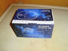 the spaceship projection lamp new
