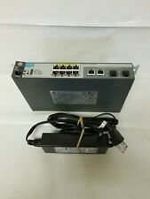 HP ProCurve Switch 2520G-8-PoE - Switch - Managed - 8 ports