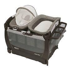 Graco Pack 'n Play Playard Snuggle Suite LX Bassinet Abbington Baby 3DAYSHIP