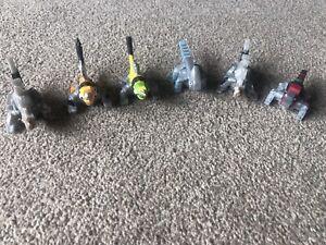 Dinotrux Set