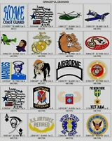 2,700  BIKER, MILITARY + DESIGNS BROTHER EMBROIDERY MACHINE DESIGN COLLECTION CD