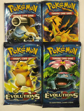 Pokemon TCG Booster Pack XY Evolutions Unsorted Fast Free Shipping in Canada