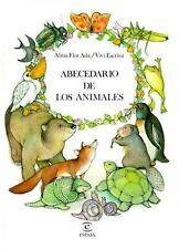 Abecedario De Los Animales Spanish Edition