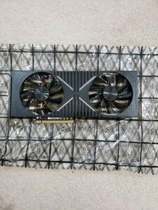 NVIDIA GeForce RTX 3070 (8 GB GDDR6 dedicated) HP OEM, New, other