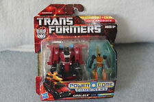 2008 Hasbro TRANSFORMERS POWER CORE COMBINERS SMOLDER &  CHOPSTER NEW IN PACKAGE