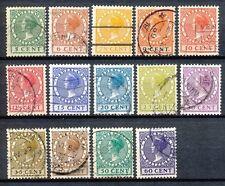 Nederland  149 - 162 gebruikt (2)