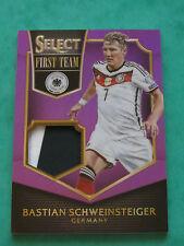 2015 Panini Select Soccer: bastian schweinsteiger camiseta Jersey dfb chicago Fire