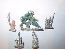Warmaster Albion Set LIMITED RELEASE metallo fuori catalogo