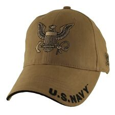 U.S. Navy with Navy Insignia Officially Licensed Military Hat Baseball Cap