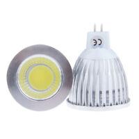Dimmable GU10/MR16/E27 CREE LED COB Bombilla 6W 9W 12W Spotlight Luz Foco Lamp