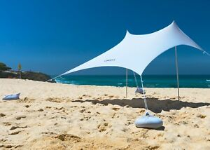 OZoola Beach Tent with Sandbags UPF 50+ Sun Protection
