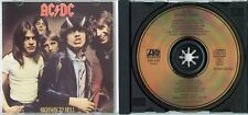 AC/DC Highway To Hell GERMAN GOLD CD rare oop TOP SOUND! no Japan no target
