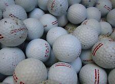 100 Rangebälle Crossgolfbälle,  Golfbälle  Crossgolf