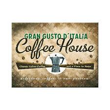 Nostalgic-Art - Magnet 8x6 Cm - Coffee House