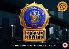 NYPD Blue Seasons 1 to 12 Complete BOXSET DVD UK DVD
