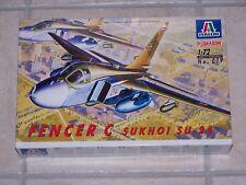 Maquette ITALERI  1/72ème SUKHOI SU-24 FENCER C  n°019