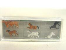 Pferde  -  Preiser Spur Z  Figuren 1:220  - 88578  #E