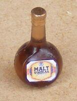1:12 Scale Empty Malt Vinegar Container Dolls House Miniature Food Accessory R