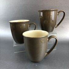 1 Of 3 Denby Cappuccino Coffee Tea Mugs Cups England Pottery