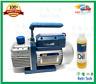 Vacuum Pump Single Stage 1/4HP 2.0 CFM 230V 50-60HZ 1/4HP- VE115N + 1x Pump oil