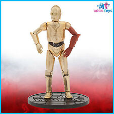 "Star Wars The Force Awakens C-3PO Elite Series 6 1/2"" Die Cast Action Figure bn"