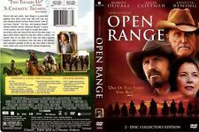 Open Range ~ New DVD 2-Discs ~ Robert Duvall, Kevin Costner (2003)