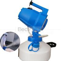 4L Electric ULV Fogger Cold Sprayer Mosquito Killer For School Home Farming