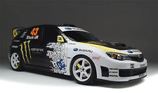 RC Car Truck RACING Drift KEN BLOCK SUBARU STI  RALLY Decals Logos Sponsors