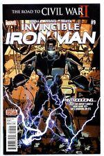 INVINCIBLE IRON MAN Vol.3 #9(7/16)1:FULL RIRI WILLIAMS(IRON HEART)CGC IT(NM/NM+)