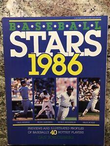 Baseball Stars of 1986, Don Mattingly, Dwight Gooden, Dale Murphy, Pete Rose