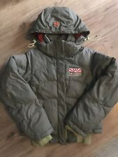 Björn Borg Womens Down(50%) Jacket In Size L.