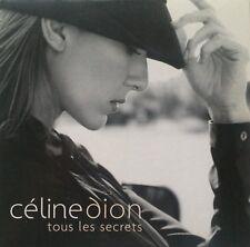 CELINE DION - TOUS LES SECRETS (EURO PRESSING 2 TRK 1 MAXI-CD CARD SLEEVE)