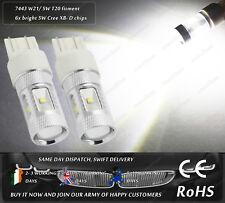 Cree LED W21/5W CanBus White DRL Daytime Running Lights For VW UP! Skoda Citigo